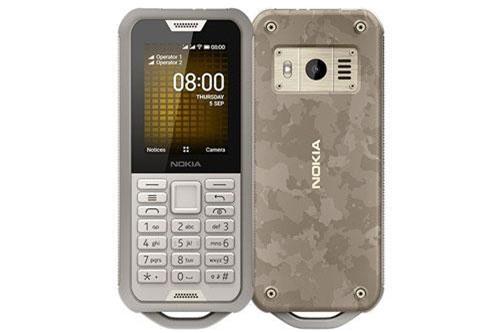 Nokia 800 Tough.