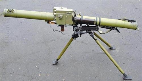 Súng chống tăng RPG-29 Vampire. Ảnh: TASS.