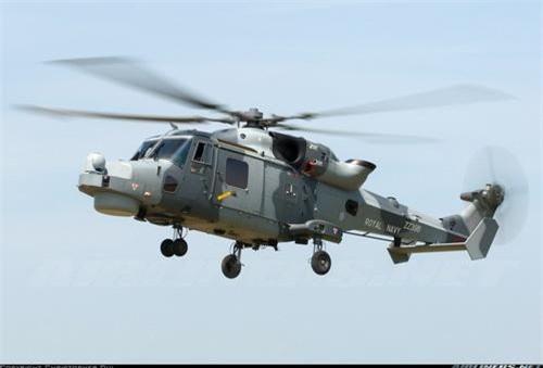 Trực thăng AgustaWestland AW159 Wildcat. Ảnh: Airlines.net