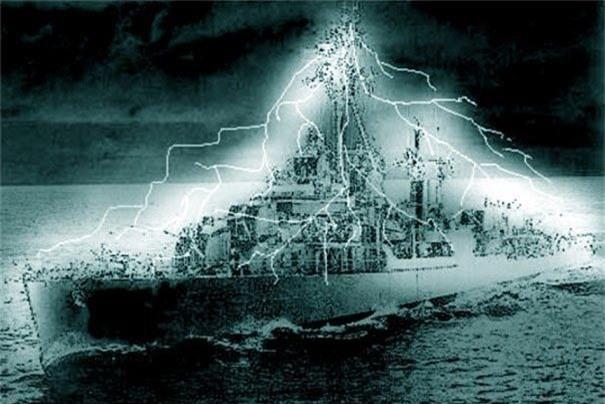 Chiếc tàu chiến USS Eldridge và thí nghiệm mang mật danh Philadelphia.