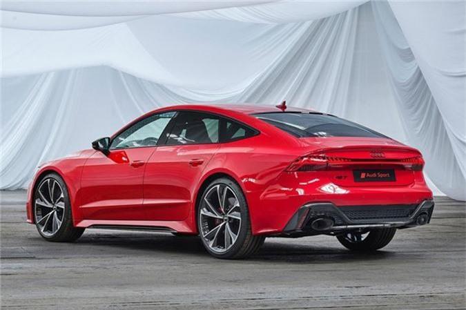 Kham pha Audi RS7 Sportback 2020: Thiet ke the thao, cong suat 591 ma luc hinh anh 2
