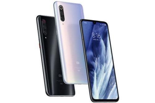Xiaomi Mi 9 Pro.