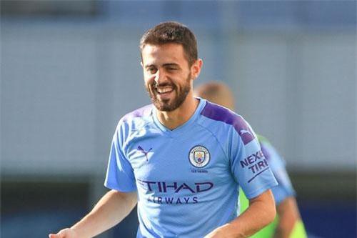 3. Bernardo Silva (Man City, giá trị hiện tại: 89,3 triệu bảng, tăng 31,3 triệu bảng).