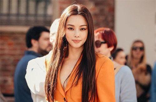 """Hoa hậu đẹp nhất Hàn Quốc"""" Honey Lee"""