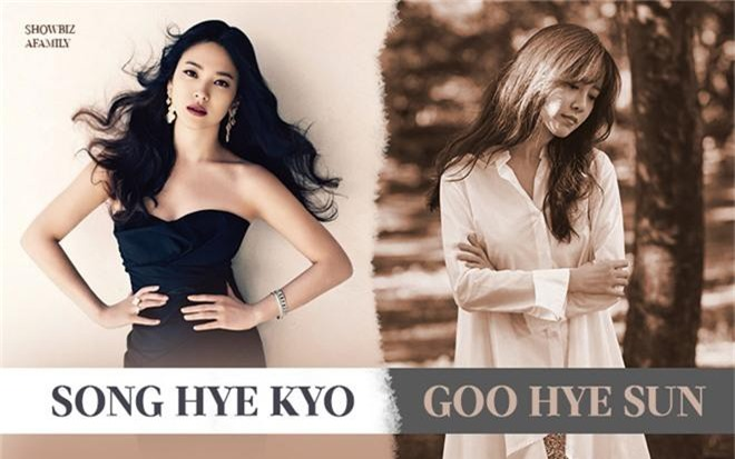 Hai thái cực hậu ly hôn mang tên Song Hye Kyo - Goo Hye Sun: Kẻ ngẩng cao đầu bước ra khỏi tình yêu hết hạn, người cô đơn bám víu lấy tấm áo hôn nhân rách nát-3