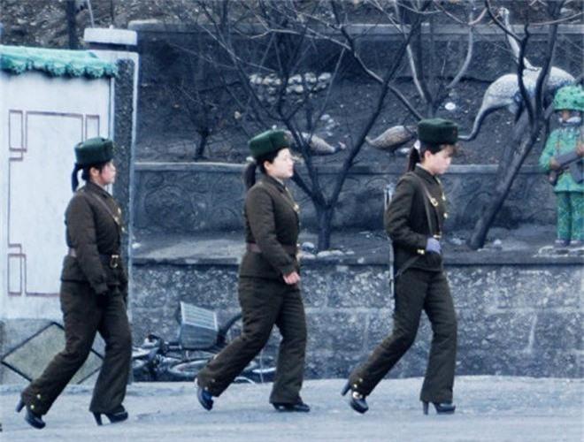 Ve dep lanh lung day cuon hut cua nu binh si Trieu Tien-Hinh-9