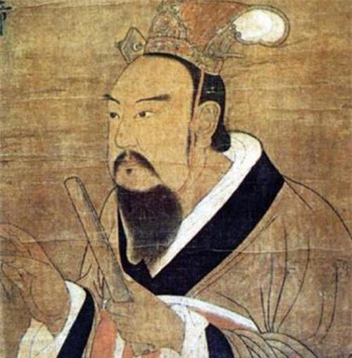 Lương Vũ Đế, một trong những hoàng đế sùng bái Phật giáo nhất lịch sử Trung Hoa. (Ảnh minh họa)