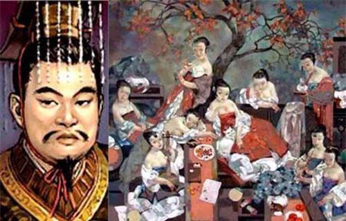 Hoàng đế Đông Hán Hán Linh Đế (156-189), tên thật là Lưu Hoằng. Ông là vị Hoàng đế thứ 12 của nhà Đông Hán trong lịch sử Trung Quốc, lên ngôi vào năm 168. Trong suốt thời gian trị vì của mình, triều đình chia bè phái, quan thần nắm giữ quyền lực, thực hiện việc mua quan bán chức, xã tắc đại loạn, dân chúng lầm than.