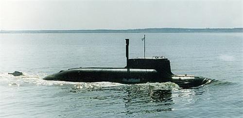 Tàu ngầm mini lớp Piranha - Dự án 865 của Hải quân Nga được xem là nguyên mẫu của chiếc Chalawan. Ảnh: Wikipedia.