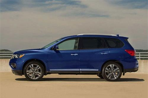Nissan Pathfinder Platinum 2020.