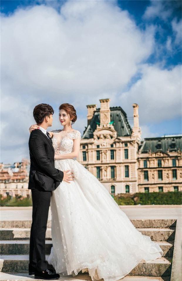 Rich kid Giang Lê tung bộ ảnh cưới đẹp tựa tranh vẽ nhưng danh tính chú rể mới thực sự bất ngờ - Ảnh 7