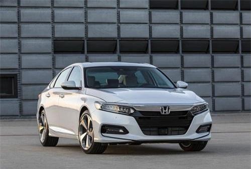 Honda Accord thế hệ mới. Ảnh:Vietq.