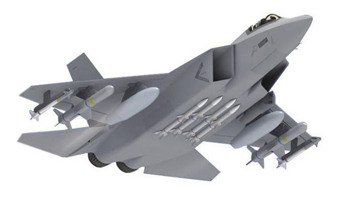 Han Quoc sap co tiem kich tang hinh sanh ngang voi Su-57 cua Nga-Hinh-6