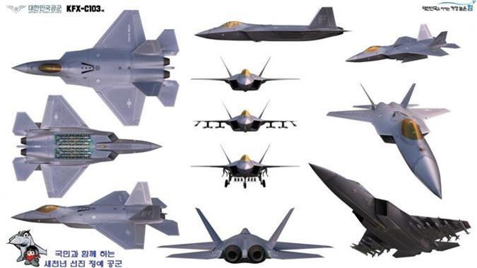 Han Quoc sap co tiem kich tang hinh sanh ngang voi Su-57 cua Nga-Hinh-9