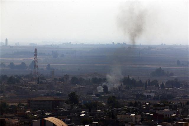 Thổ Nhĩ Kỳ nối lại chiến dịch quân sự tại miền Bắc Syria - Ảnh 2.