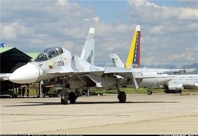 Nguyen nhan Su-30MK2 no khien Chuan tuong Venezuela thiet mang-Hinh-4