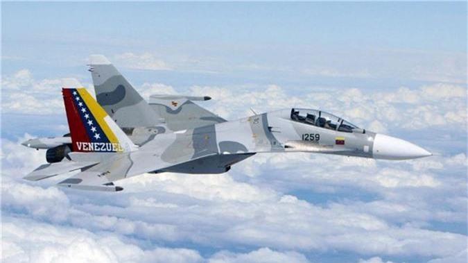 Nguyen nhan Su-30MK2 no khien Chuan tuong Venezuela thiet mang-Hinh-5