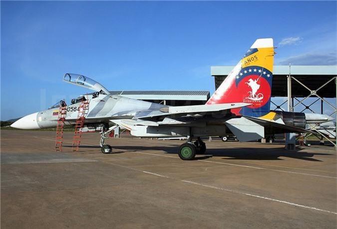 Nguyen nhan Su-30MK2 no khien Chuan tuong Venezuela thiet mang-Hinh-6