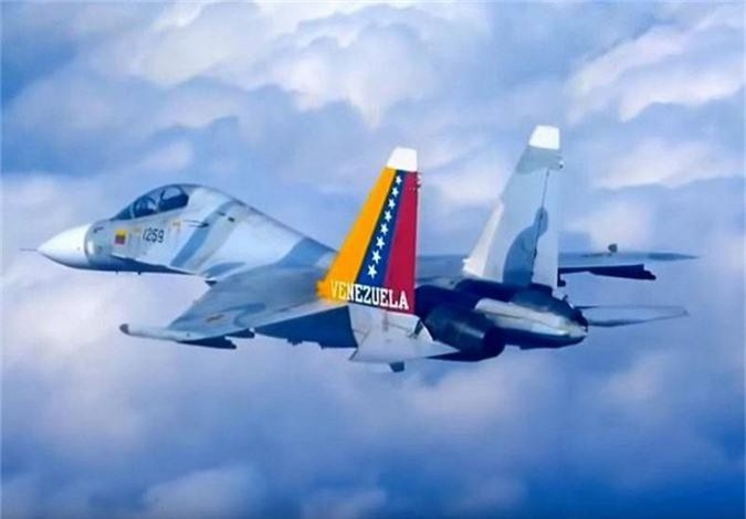 Nguyen nhan Su-30MK2 no khien Chuan tuong Venezuela thiet mang-Hinh-7