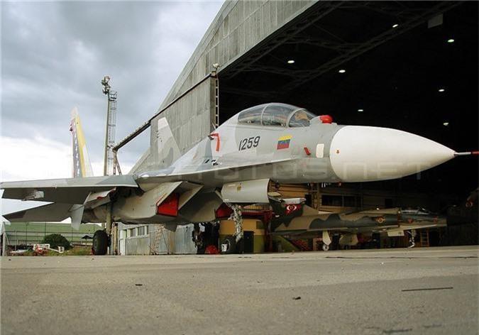 Nguyen nhan Su-30MK2 no khien Chuan tuong Venezuela thiet mang-Hinh-8