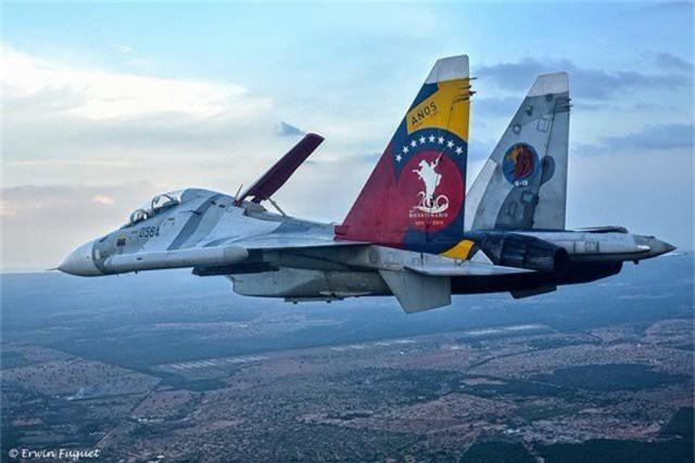 Nguyen nhan Su-30MK2 no khien Chuan tuong Venezuela thiet mang-Hinh-9
