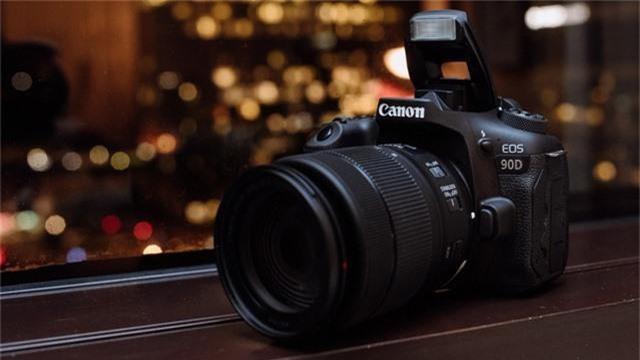 Canon ra mắt bộ đôi máy ảnh EOS 90D và M6 Mark II tại Việt Nam - Ảnh 2.