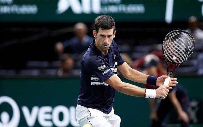Paris Masters 2019: Djokovic hẹn Dimitrov tại bán kết - Ảnh 1.