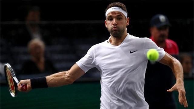 Paris Masters 2019: Djokovic hẹn Dimitrov tại bán kết - Ảnh 2.