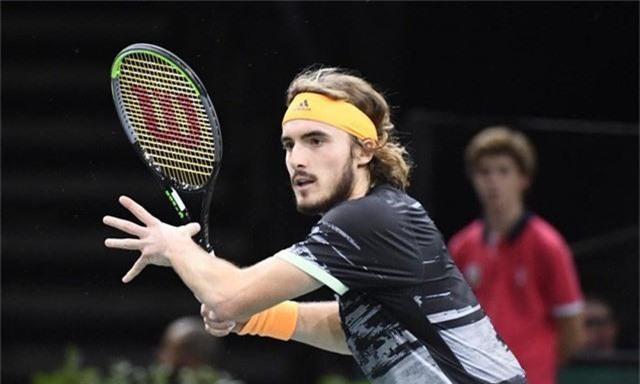 Paris Masters 2019: Djokovic hẹn Dimitrov tại bán kết - Ảnh 3.
