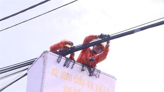 Hà Nội phát triển lưới điện phía Nam thành phố - Ảnh 1.