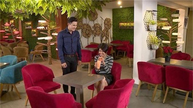 Đàm Phương Linh vừa tái xuất màn ảnh đã khiến Hà Trí Quang mê mẩn, yêu say đắm ngay cái nhìn đầu tiên - Ảnh 2.