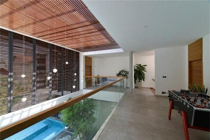 Ngôi nhà Sài Gòn chinh phục bất cứ ai đi qua từ vẻ ngoài đến bên trong - Ảnh 10.