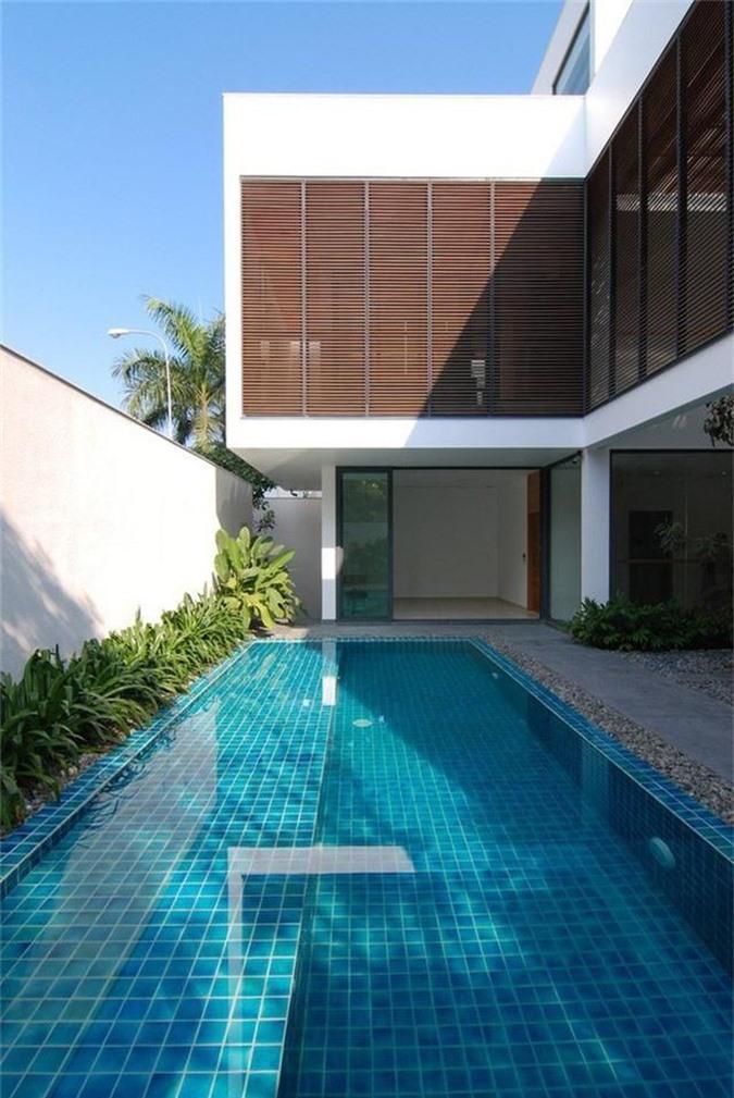 Ngôi nhà Sài Gòn chinh phục bất cứ ai đi qua từ vẻ ngoài đến bên trong - Ảnh 3.