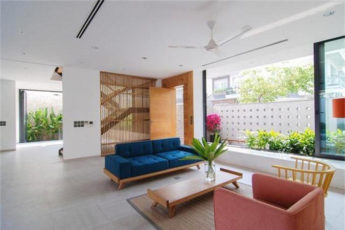 Ngôi nhà Sài Gòn chinh phục bất cứ ai đi qua từ vẻ ngoài đến bên trong - Ảnh 6.