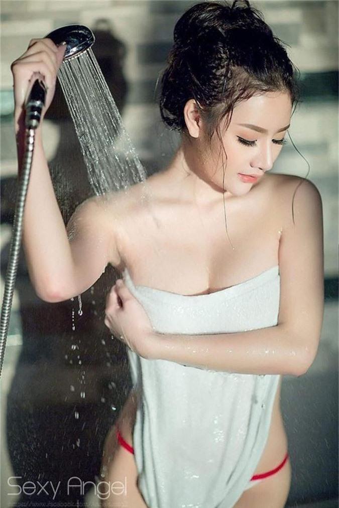 Sở hữu vòng một căng tròn gợi cảm, hot girl này đang được mệnh danh là nữ thần sexy số một Đông Nam Á - Ảnh 7.