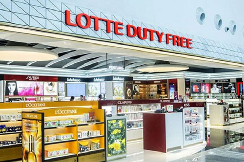 Lotte Duty Free khai trương cửa hàng trung tâm đầu tiên tại Tp biển Đà Nẵng.