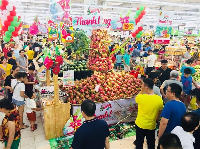 Trong những năm qua, Bộ NN-PTNT, Bộ Công thương và Central Group đã tổ chức hàng chục tuần lễ quảng bá, giới thiệu nông sản, đặc sản các tỉnh, thành trong cả nước.