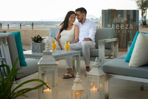 Khu nghỉ dưỡng biển Meliá Hồ Tràm vừa ra mắt Breeza Beach Club, câu lạc bộ biển mang phong cách Tây Ban Nha đầu tiên tại Việt Nam.