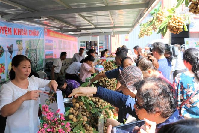 Nông sản trong nước có xu hướng lấn át sản phẩm nhập ngoại