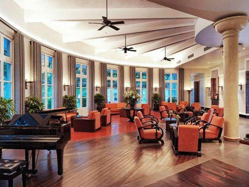 Khách sạn mang phong cách boutique với những nét thẩm mỹ tinh tế.