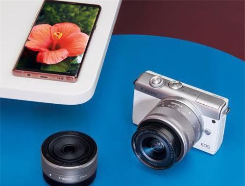Canon trình làng máy ảnh không gương lật EOS M200 tại Việt Nam, giá đến từ 15,9 triệu đồng - 1