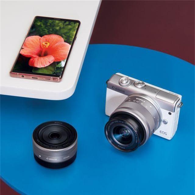 Canon trình làng máy ảnh chưa gương lật EOS M200 tại Việt Nam, giá đến từ 15,9 triệu đồng - 2