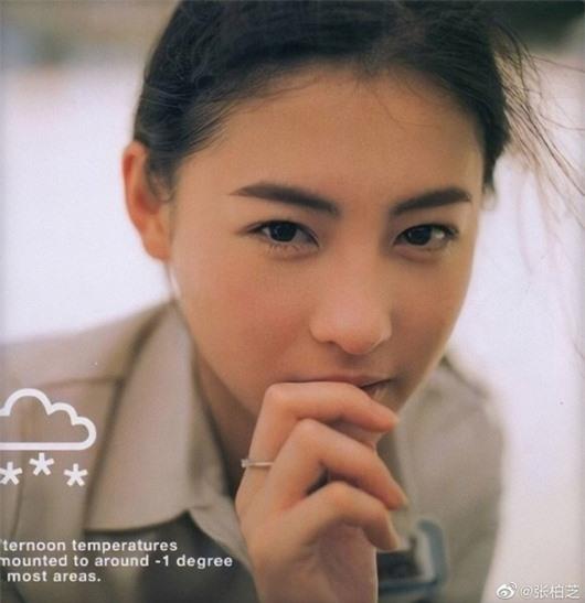 """Nhan sắc khuynh thành thời trẻ của """"mỹ nhân đẹp nhất phim Châu Tinh Trì"""" Trương Bá Chi - Ảnh 4"""