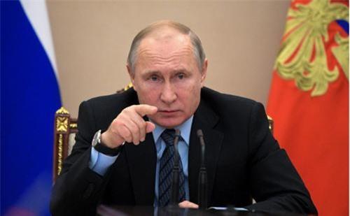 Tổng thống Putin: Hiện diện quân sự của Mỹ tại Syria là bất hợp pháp - 1