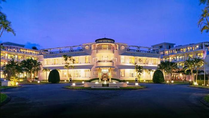 Azerai La Residence Huế từng là một phần dinh thự của Thống đốc Pháp.