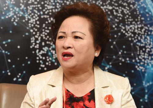 Bà Nguyễn Thị Nga, Chủ tịch Tập đoàn BRG cho biết bắt đầu kinh doanh từ năm 1983 lúc mới ngoài 20 tuổi.