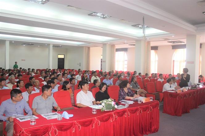 Hơn 100 HTX, tổ hợp tác, trang trại đã tham gia chương trình tập huấn kết nối tiêu thụ nông sản tại hệ thống bán lẻ hiện đại tại tỉnh Bạc Liêu ngày 13/9.
