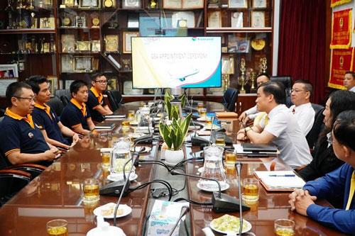 Từ tháng 8/2019, Vietravel độc quyền cung ứng vé máy bay Druk Air - Royal Bhutan Airlines tại Việt Nam.