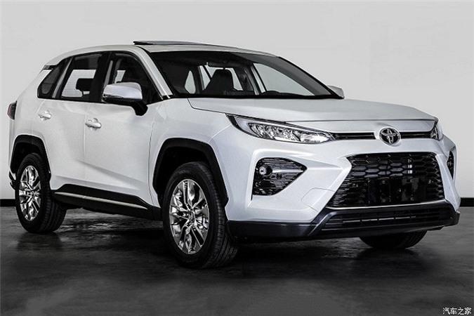 Toyota Wildlander 2020.