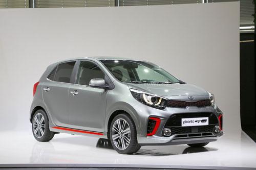 Mẫu xe chạy điện giá rẻ sắp được ra mắt.